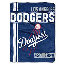 The Northwest Company Officially Licensed Dodgers Walk Off Micro Throw
