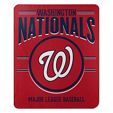 The Northwest Company Officially Licensed MLB Nationals Southpaw Throw