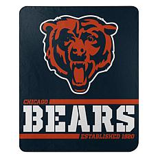 The Northwest Company Officially Licensed NFL Bears Split Wide Throw