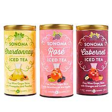 The Republic of Tea 3-Flavor Sonoma Teas Auto-Ship®