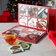 The Republic of Tea Countdown to Christmas 24-count Tea Sampler