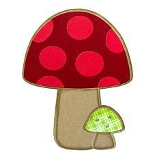 The Stamps of Life Mushroom Fold-it Die Set