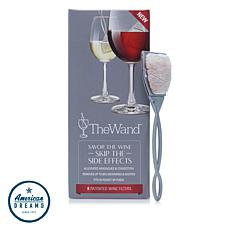 The Wand™ 8-pack Disposable Wine Aerators