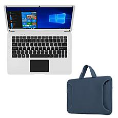 """Thomson Neo 14"""" Intel Atom 64GB Notebook with Carry Case"""