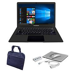 "Thomson Neo X 13.3"" Ultrabook with Carry Case and Accessories"
