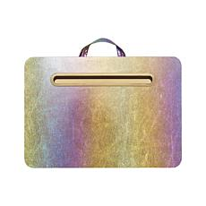 Three Cheers For Girls (3C4G) Cosmic Rainbow Lap Desk