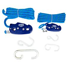 """Tie Boss 1/4"""" and 3/8"""" Tie Down Set"""