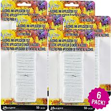 Tim Holtz Adirondack Alcohol Ink Applicator Felt 6-pack