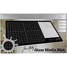 Tim Holtz Glass Media Mat 23.75 x 14.25