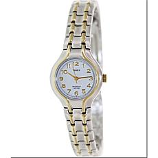 Timex Women's 2-Tone Stainless Steel Dress Watch