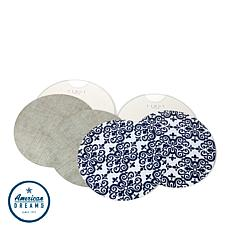 "Tinge Daily™ ""The Round"" Place Mats"