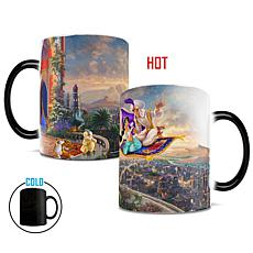 TK Disney Aladdin Heat-Sensitive Morphing Mug