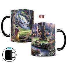 TK Disney Snow White Heat-Sensitive Morphing Mug