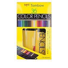 Tombow 36-piece Colored Pencil Travel Set