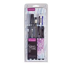 Tombow Beginner Lettering Set 6-piece