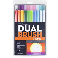 Tombow Dual Brush Pen Set 20-pack - Perfect Blends