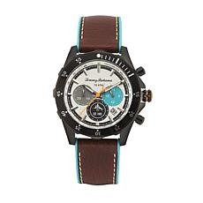 Tommy Bahama Men's Atlantis Diver Chronograph Watch - Black