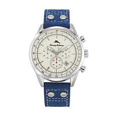 Tommy Bahama Men's Shore Road Chronograph Watch - Blue