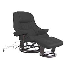Tony Little DeStress® Massage Recliner with Ottoman