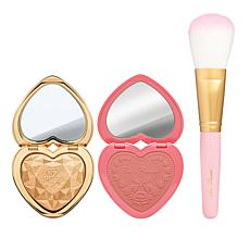 Too Faced All Set to Glow Must-Have Cheek Set