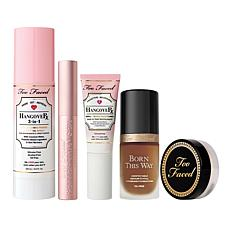Too Faced Prime, Set and Perfect Tiramisu Fresh Face in 5 Set