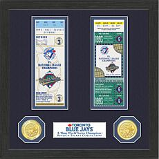 Toronto Blue Jays 2-Time World Series Ticket Collection