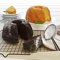 Tortuga  Chocolate Rum Cake and Golden Rum Cake AS