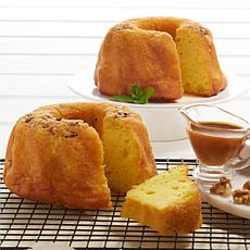 Tortuga Golden Rum Cakes 2-pack AS
