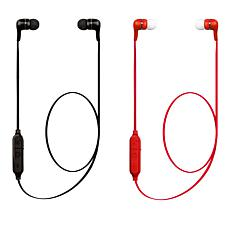 Toshiba Cool Vibe 2-pack In-Ear Bluetooth Wireless Headphones
