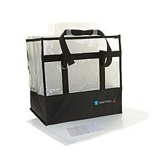 Totally-Tiffany Color Tote and Paper Handlers Combo 34-piece Set
