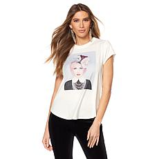 Touch of Cyn by Cyndi Lauper Graphic Tee