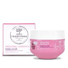 Treets Traditions Relaxing Chakras Body Scrub