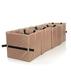 Trunk Tidy 4-pack Trunk Organizers