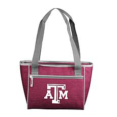 TX A&M Crosshatch 16-Can Cooler Tote
