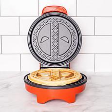 Uncanny Brands Marvel's Deadpool Waffle Maker