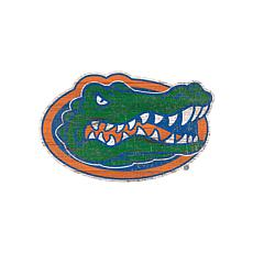 University of Florida Distressed Logo Cutout Sign