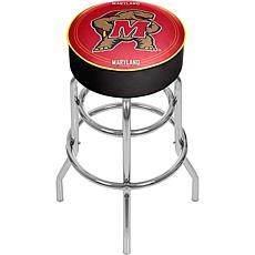 University of Maryland Padded Bar Stool