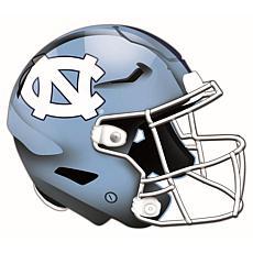 University of North Carolina Helmet Cutout