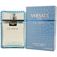 Versace Man Eau Fraiche EDT Spray for Men 3.3 oz.