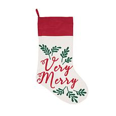 Very Merry Stocking