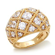 Victoria Wieck 2.27ctw Absolute™ Vermeil Dome Ring