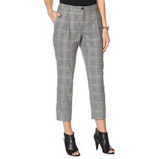 Vince Camuto Colorful Glen Plaid Pant with Pockets