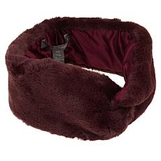 Vince Camuto Faux Fur Head Wrap