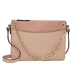 Vince Camuto Liya Leather Crossbody