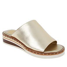 Vince Camuto Meralda Leather Slide Sandal