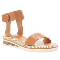 Vince Camuto Moirina Leather Ankle Strap Sandal