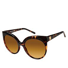 Vince Camuto Oversized Plastic Round Sunglasses