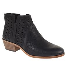 Vince Camuto Patellan Leather Ankle Bootie