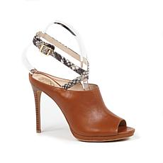 "Vince Camuto ""Resina"" Open-Toe Shootie"