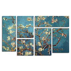 Vincent van Gogh 'Almond Blossoms' Multi-Panel Art Coll
